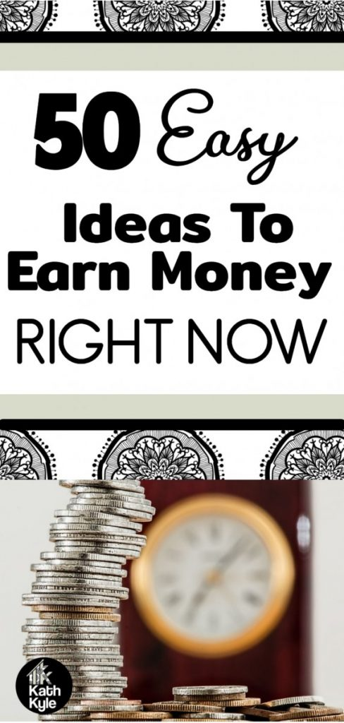 50 Best Active Income Ideas To Earn Money Right Now