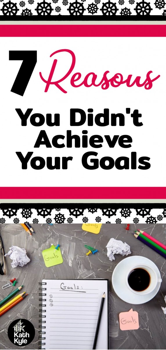 7 Crucial Steps To Overcoming Barriers To Achieving Goals