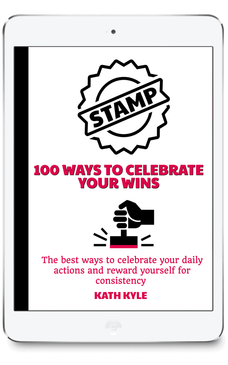 100 Ways To Celebrate Your Wins Ipad