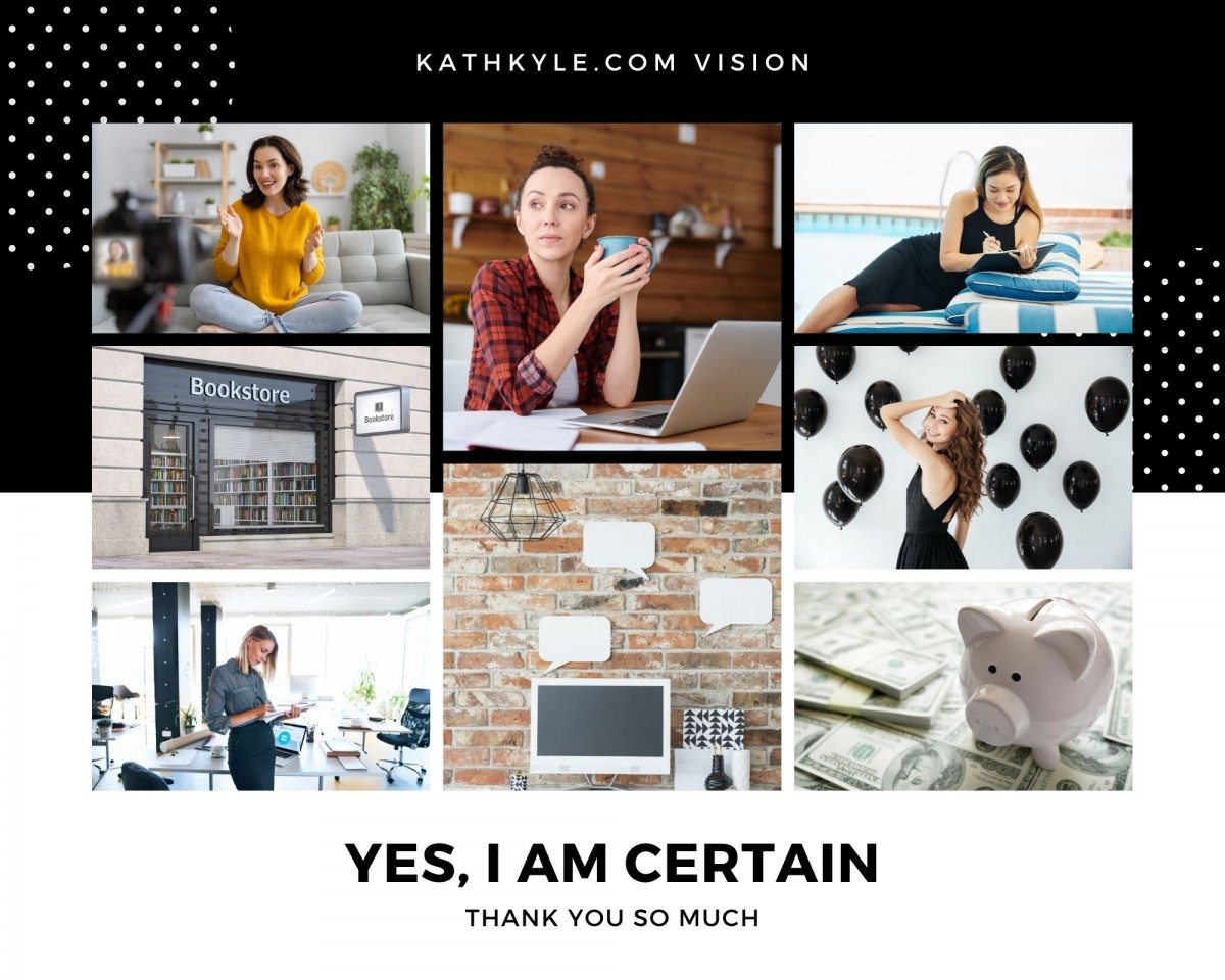 How To Create An Inspiring Business Vision Board