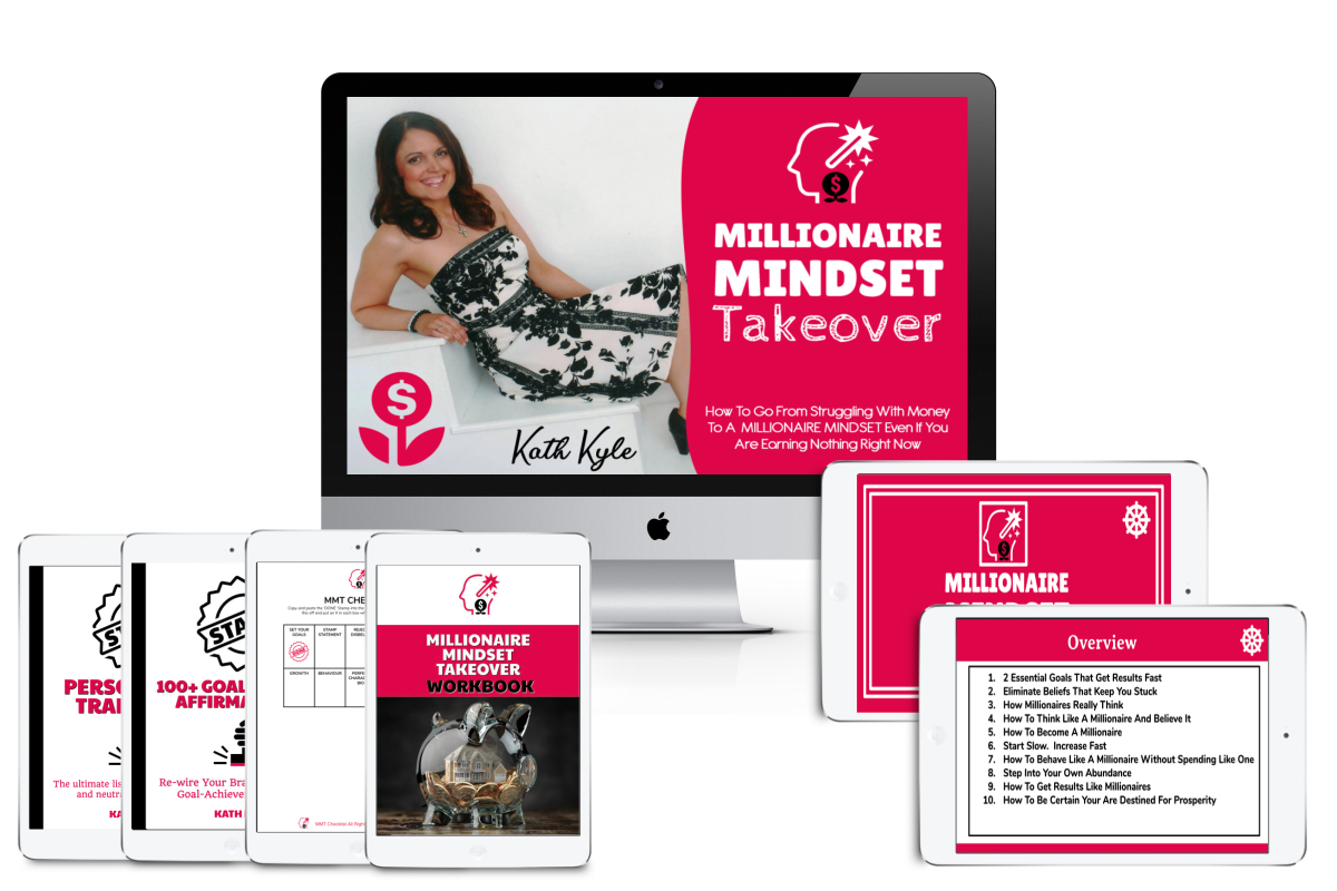 Millionaire Mindset Takeover Course