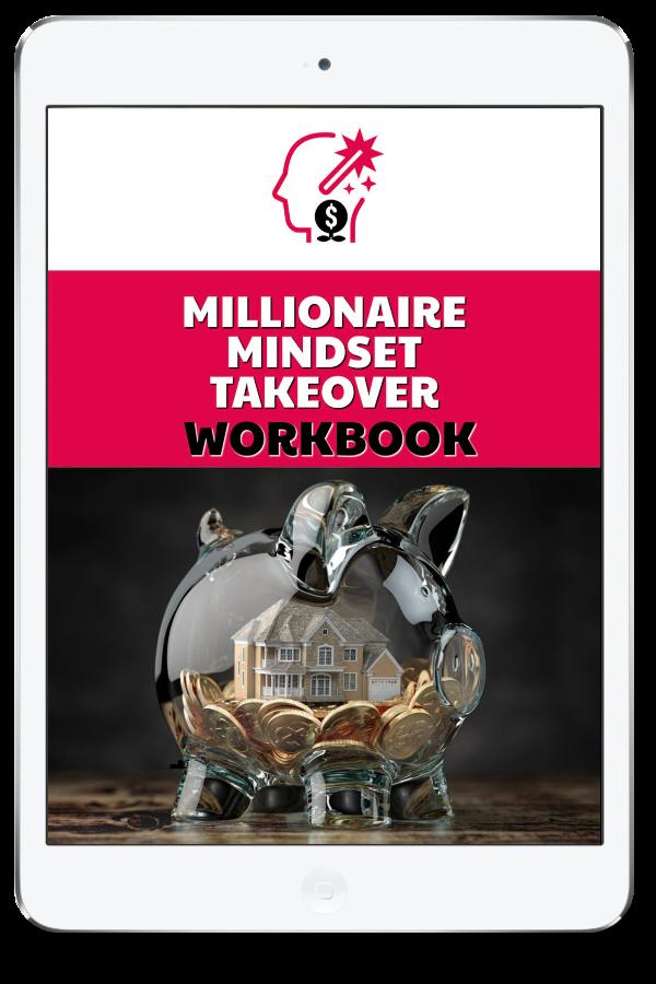 Millionaire Mindset Workbook Ipad