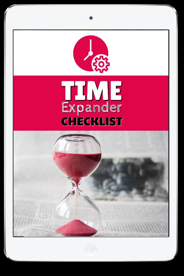 Time Expander Checklist