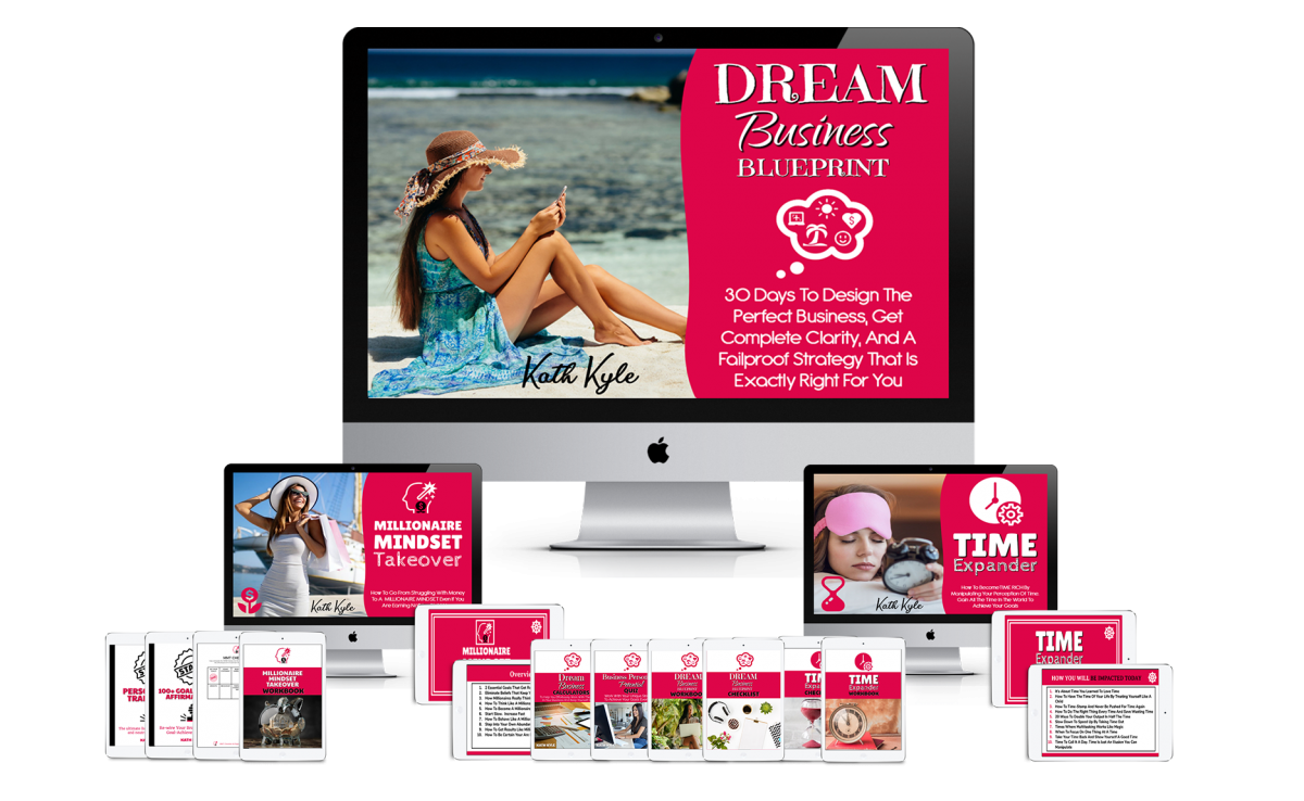 Dream Business Blueprint - BUNDLE