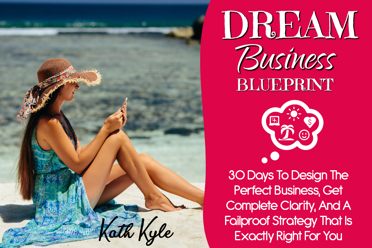 Dream Business Blueprint Hero Shot