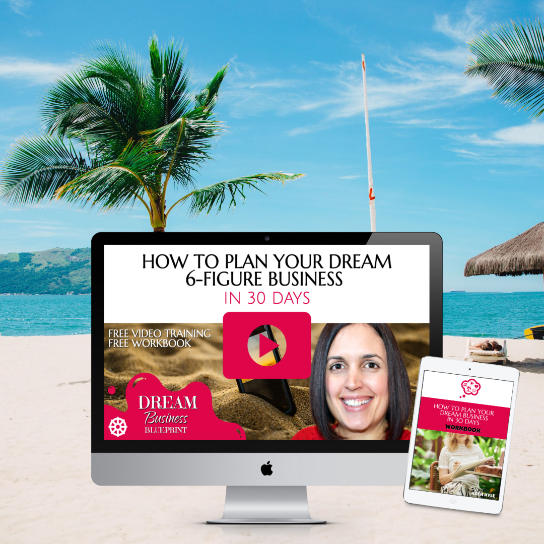 How to plan your dream business Mockup Square 1