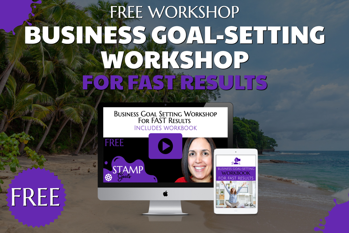 Business Goal Setting For FAST results workshop