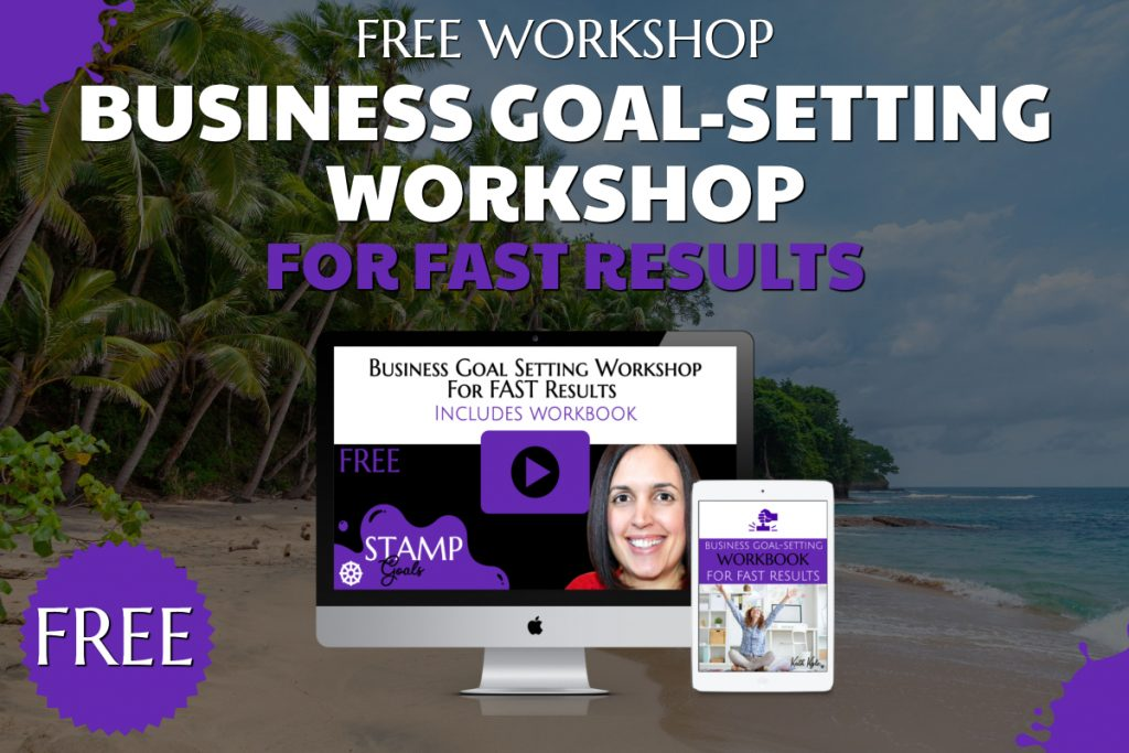 Business Goal Setting Workshop For FAST Results