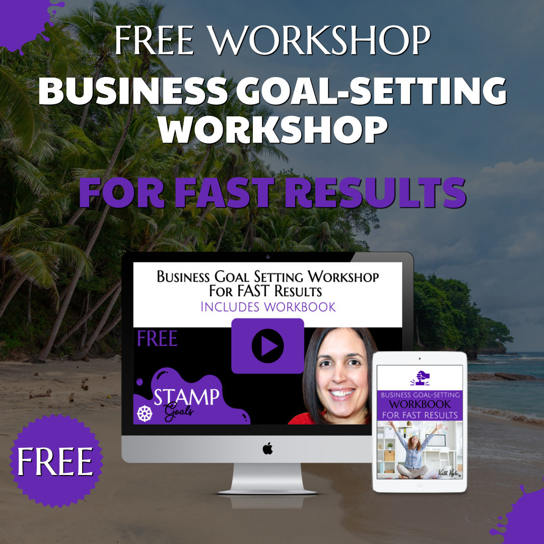 Goal Setting Workshop for fast results
