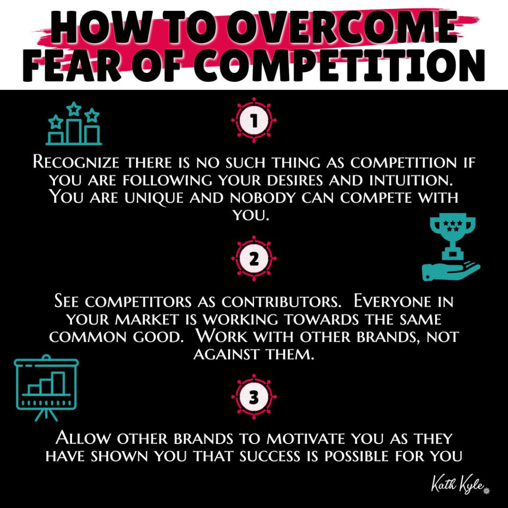 How To Overcome Fear Of Competition: STAMP It Out Process To Reject Disbelief