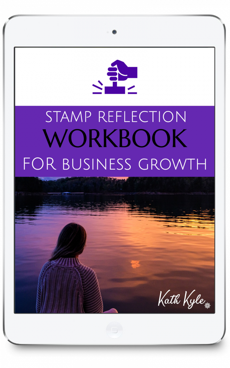STAMP Reflection Workbook For Business Growth IPAD
