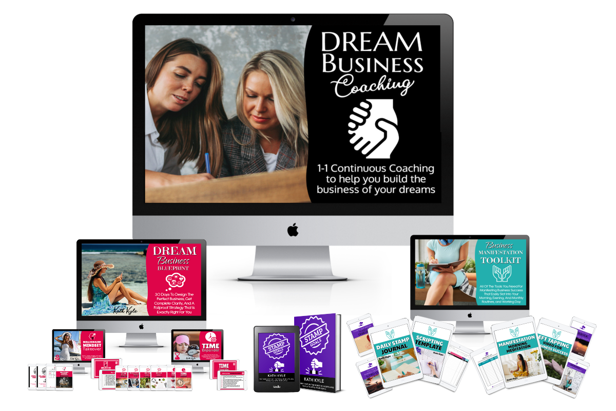 Dream Business Coaching Bundle