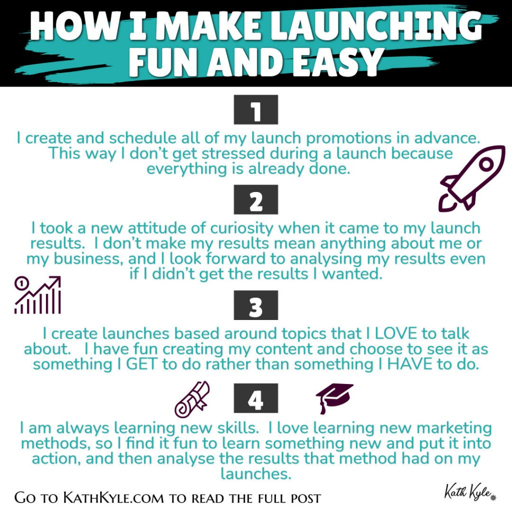 How To Make Launching A Product Fun And Easy While Making More Money