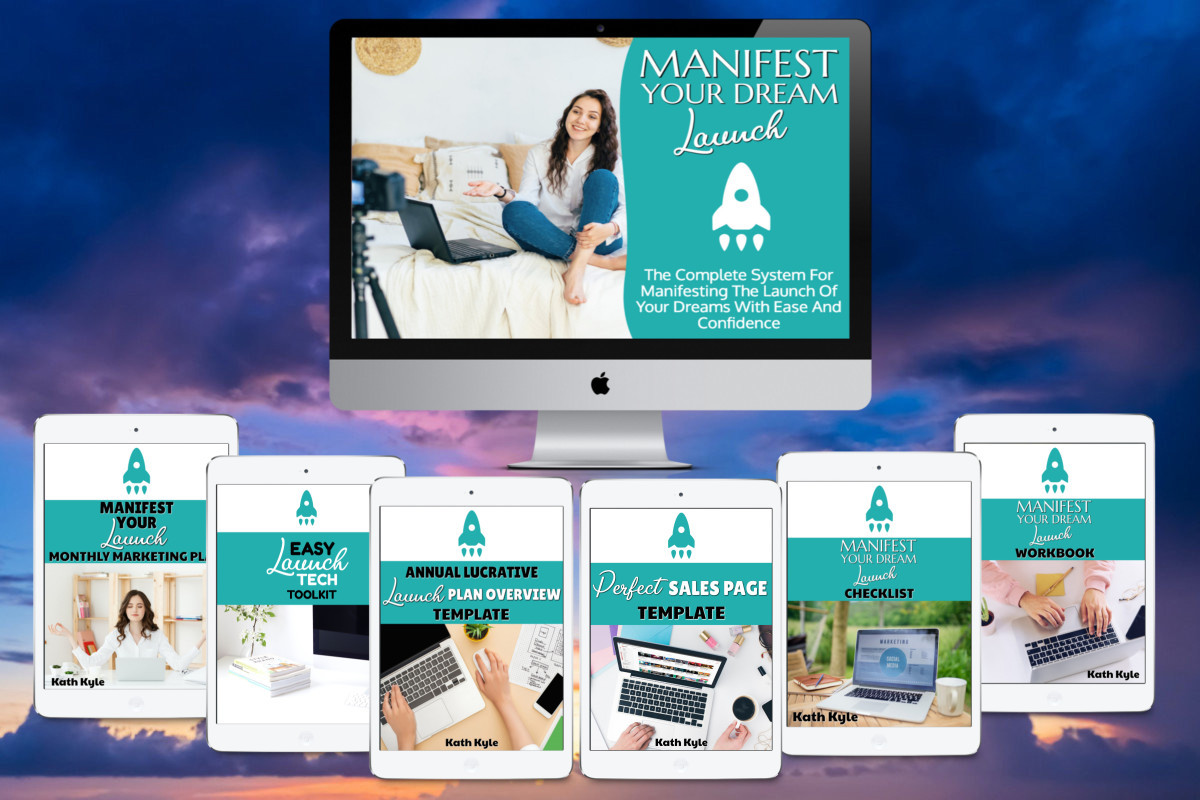 Manifest Your Dream launch