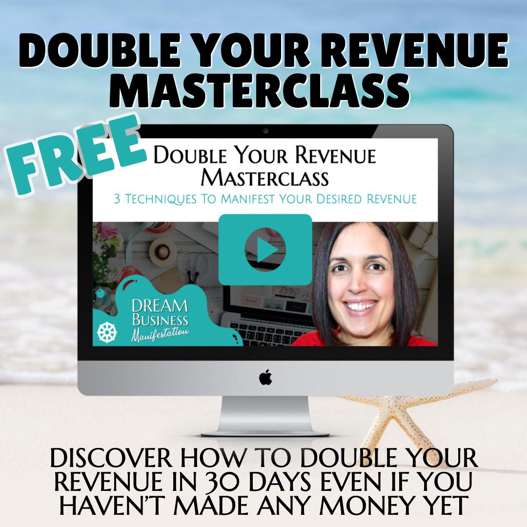 Double Your Revenue Masterclass