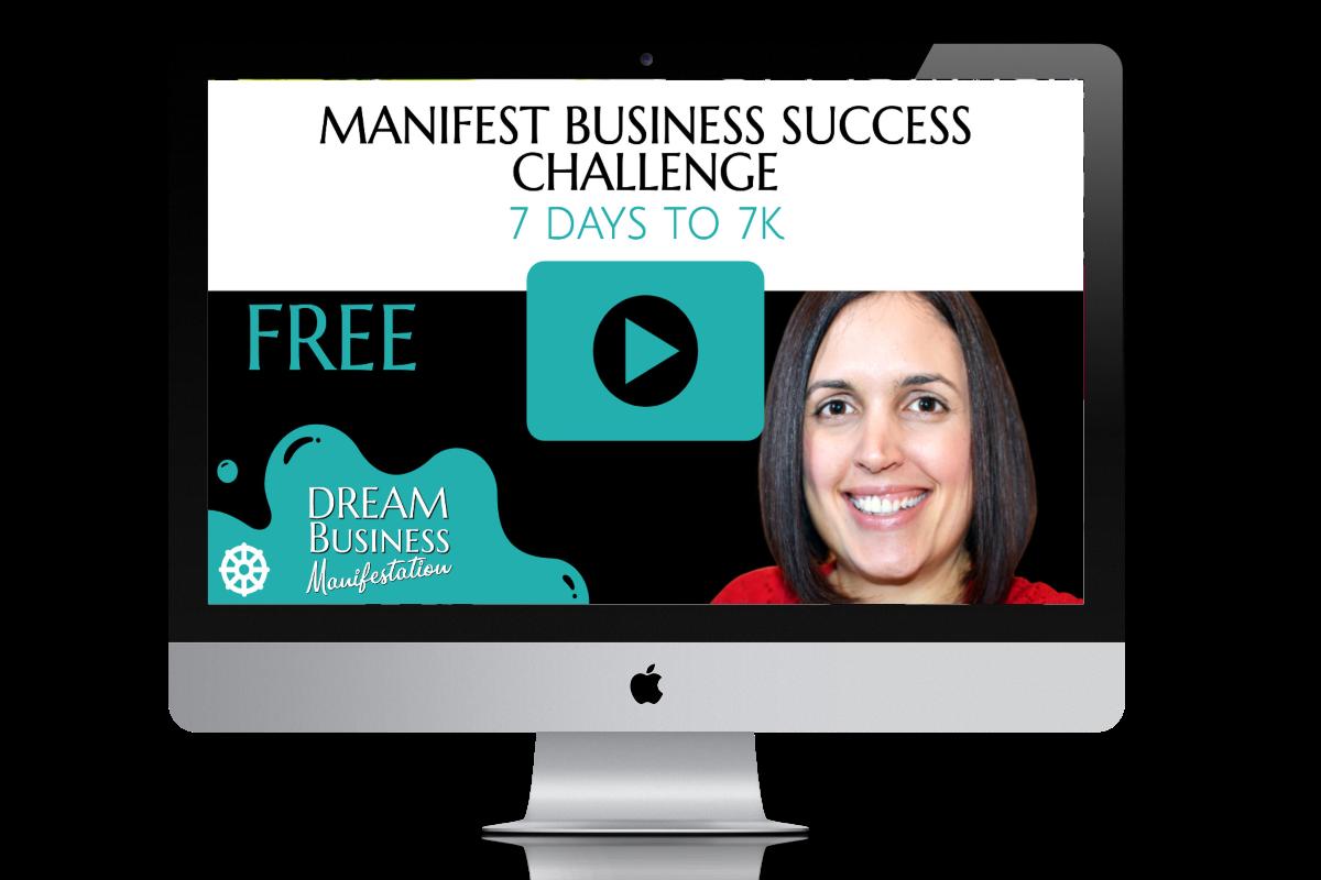 7 Day 7K Business Manifestation Challenge