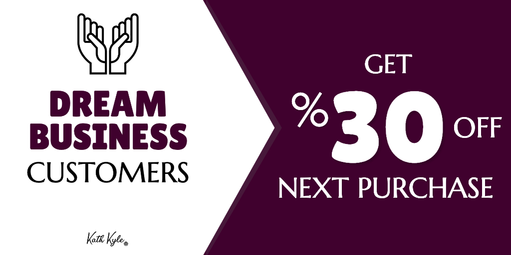 Dream Business Customer Coupon