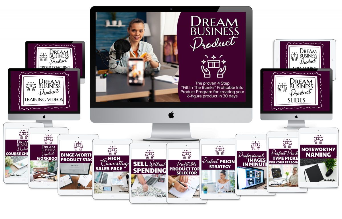 Dream Business Product