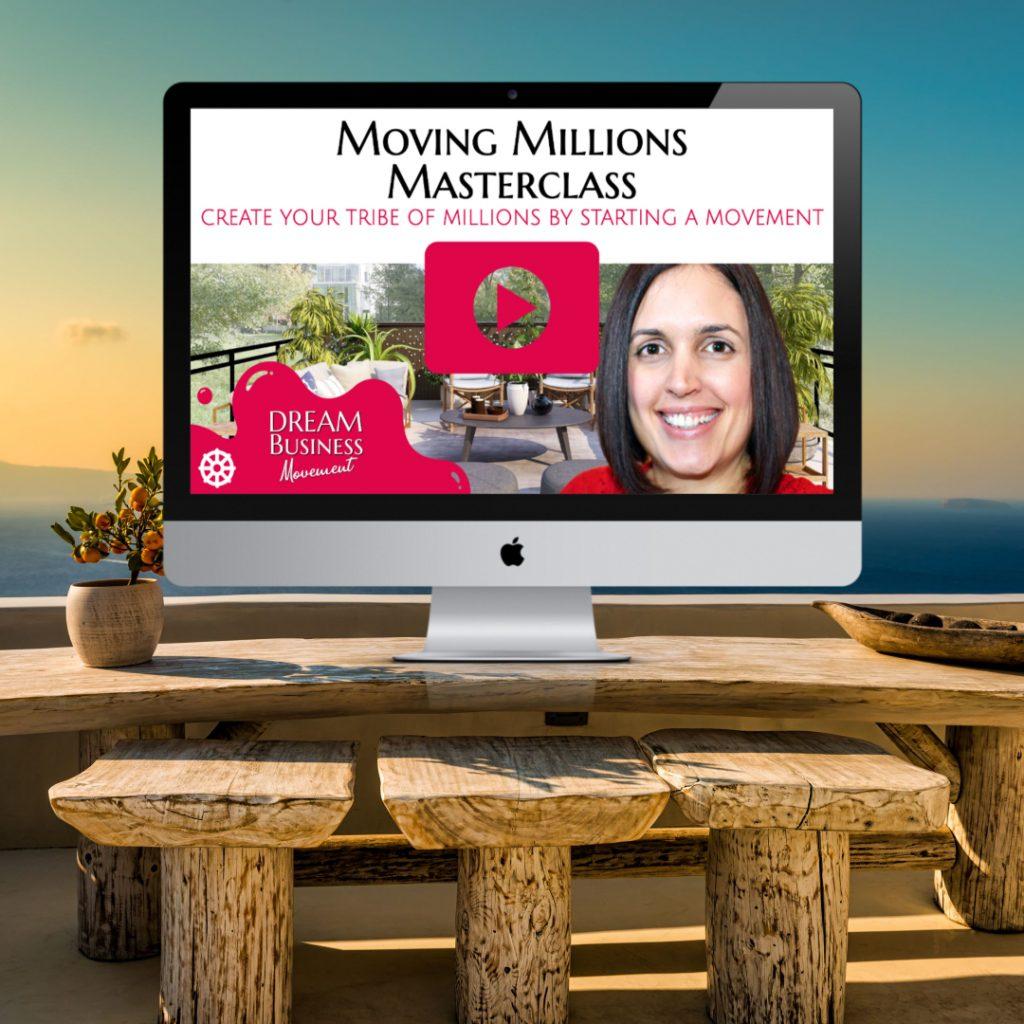 Moving Millions Masterclass