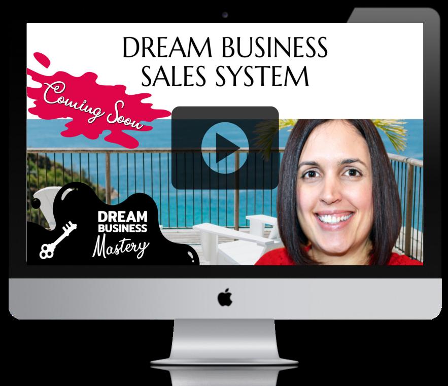 DREAM BUSINESS SALES SYSTEM - MAC