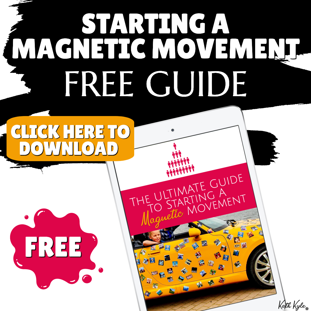 GUIDE TO STARTING A MOVEMENT