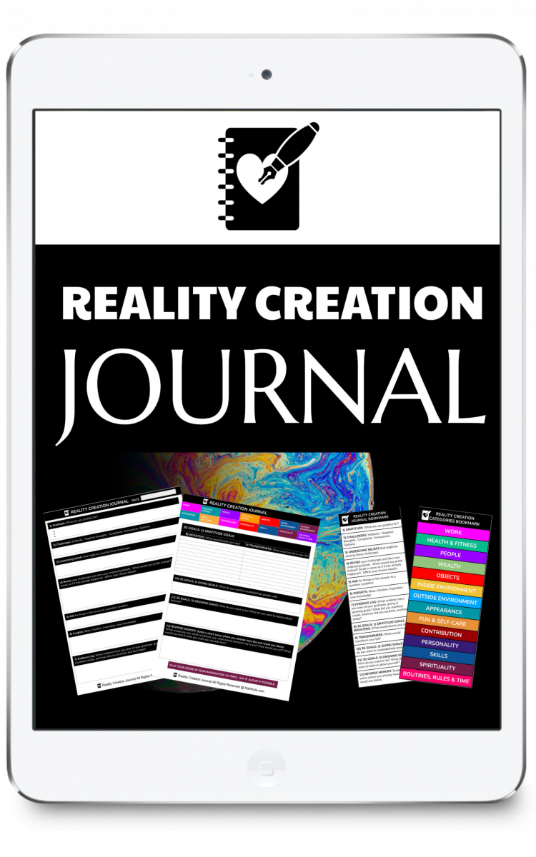 Reality Creation Journal (1)