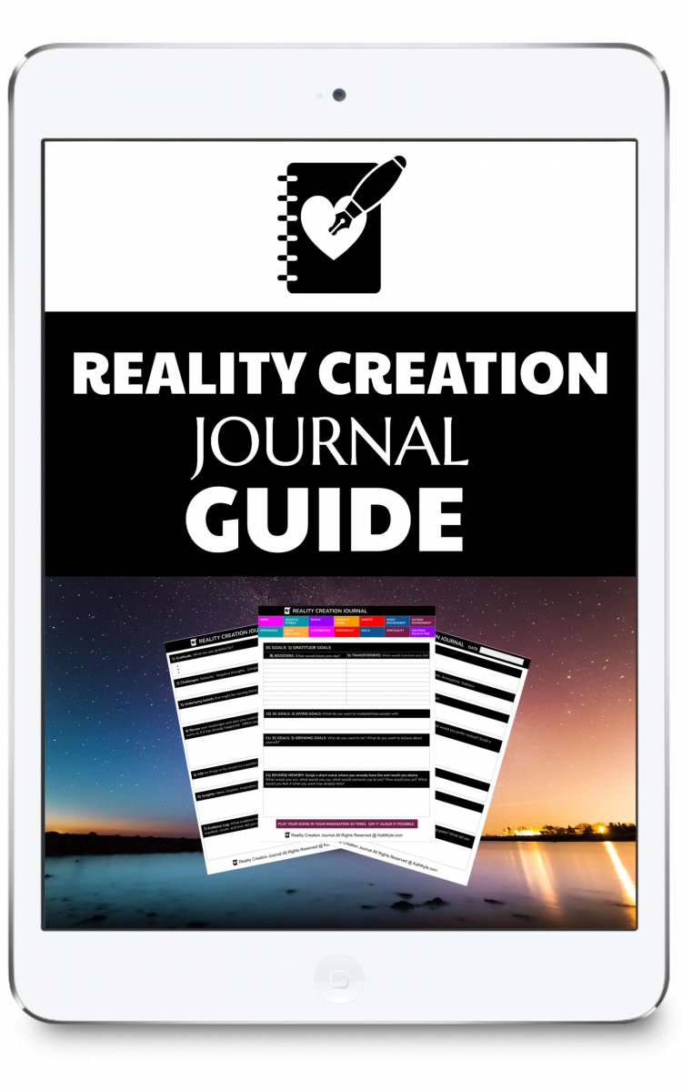 Reality Creation Journal Guide